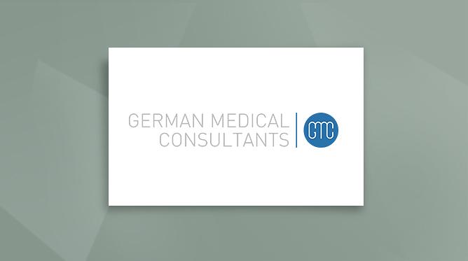 Ganzheitlichen Unternehmenspositionierung für German Medical Consultants