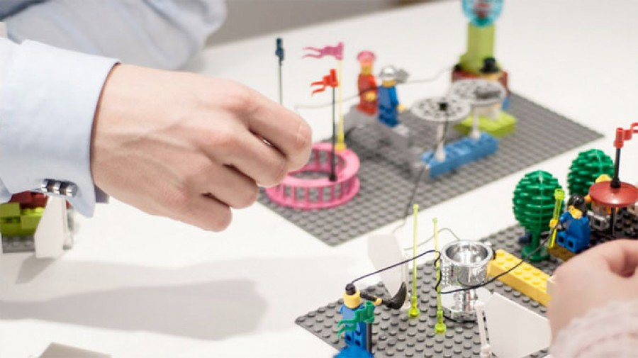 Spielerisch Markenwerte analysieren – der strategic brandplay Ansatz