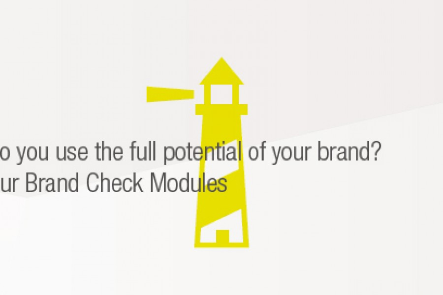 Brand check: a pragmatic management tool checking the status quo of your brandrelation